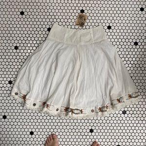NWT lapis skirt size small